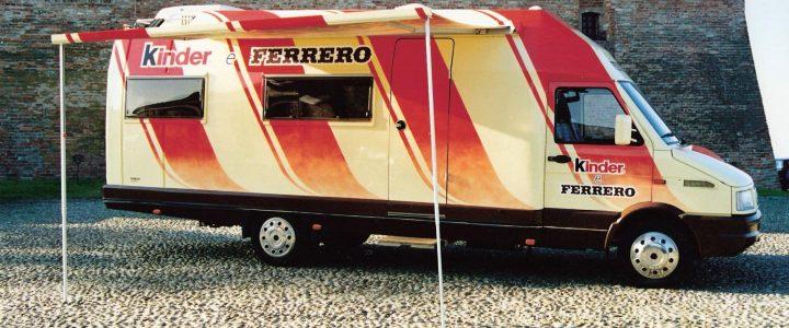 Ufficio mobile Ferrero
