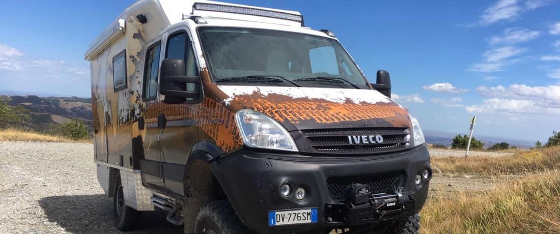 Iveco 4x4