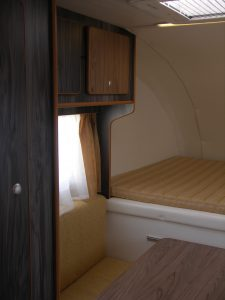 Dragonfly cabina allungata (space)