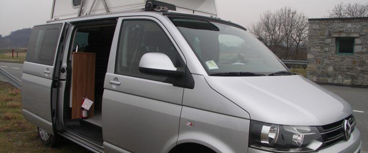 Volkswagen Caravelle 7 posti