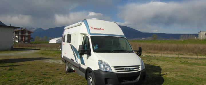 Columbia 650 4 posti